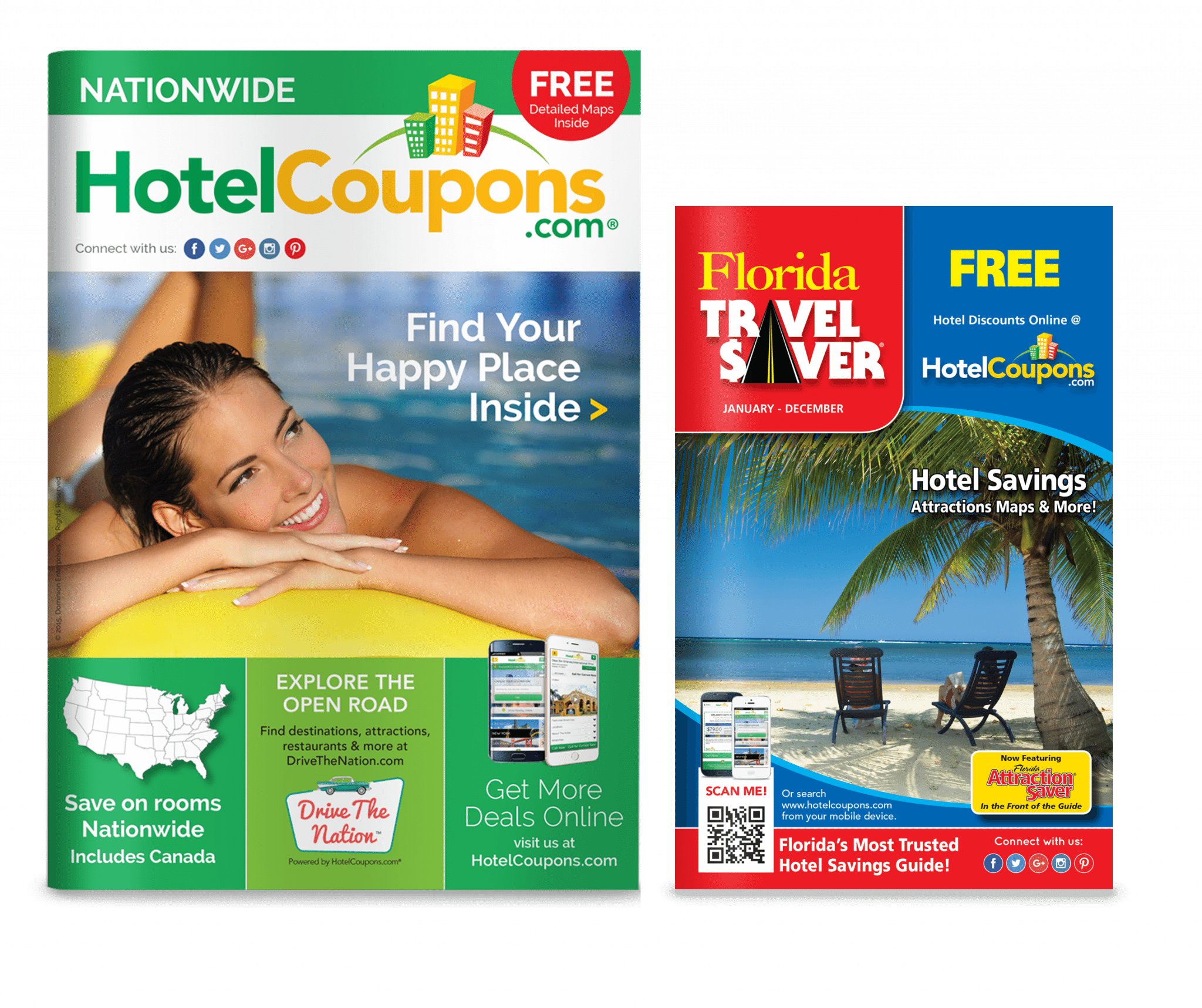 Hotel discount coupon