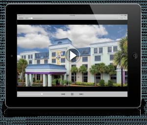Hotel Video on iPad