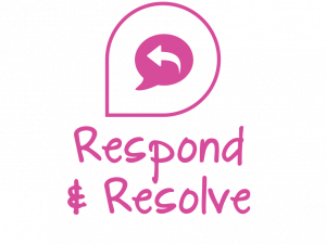 Respond & Resolve Logo