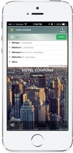 HotelCoupons.com iPhone App