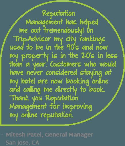 testimonial-hotel reputation management