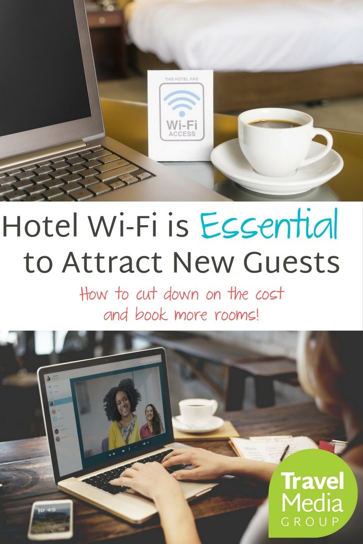 Wi-Fi in hotel rooms is no longer a luxury to travelers - it's a luxury. Learn why it matters and how you can use Wi-Fi to attract new guests.