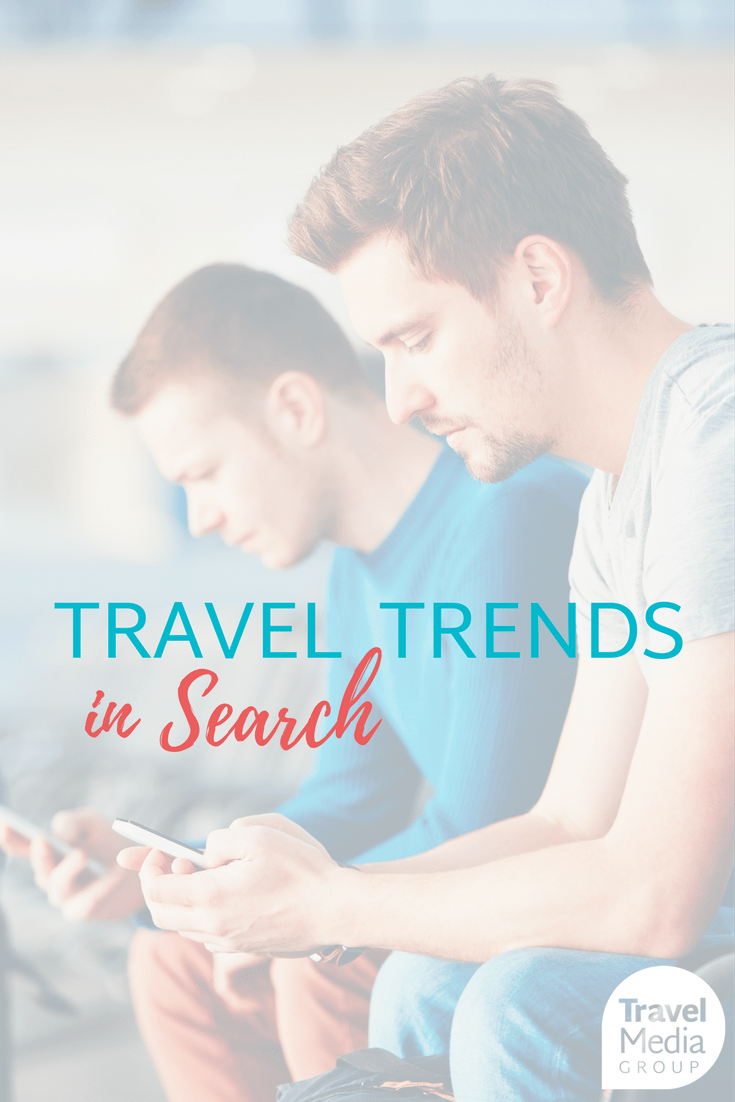 The latest Google travel trends in search and how hotels can compete.