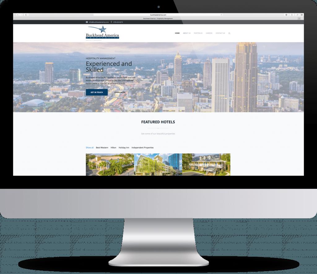 Hotel Management Group Website