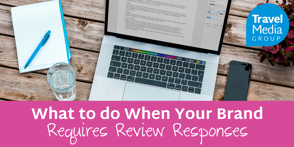 What to do when your brand requires responses to hotel reviews.